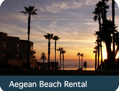 Aegean Beach Rental