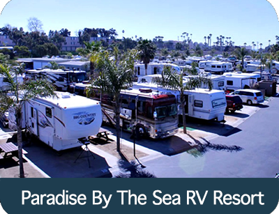 Paradise By The Sea RV Resort